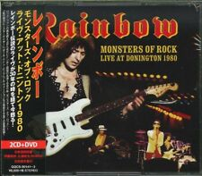 Rainbow-monsters Of Rock live At Donington 1980-japan 2cd DVD O75