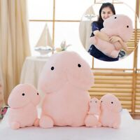 Penis Plush Doll Toy Stuffed Creative Dick Soft Pillow Cushion Bolster Cojines