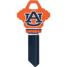 NCAA Auburn University Tigers House Door Key Blank Form Schlage SC1 68