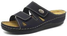 Sandali e scarpe blu Marco Tozzi per il mare da donna