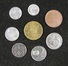 Czech Republic coins set of 8 pieces