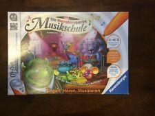Ravensburger tiptoi Die monsterstarke Musikschule Lernspiel (00555)