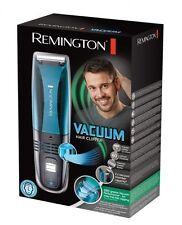 Remington HC6550 Men Cordless Rechargeable Vacuum Hair Clipper Trimmer