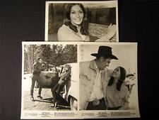 1971 George Hamilton Evel Knivel VINTAGE 6 MOVIE PHOTO LOT 219i