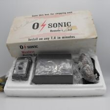 VTG O-Sonic Wireless Remote Control Switch Made in Japan