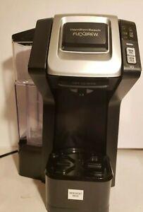 Hamilton Beach Flexbrew Single-Serve Coffee Maker With DRS 49968