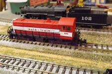 AUTO-TRAIN # 625 S-2 SWITCHER (ARNOLD) N-Scale Custom Painted