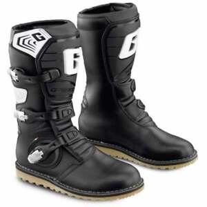 Gaerne Adults Balance ProTech Motorcycle Motor Bike Trials Boots - Black