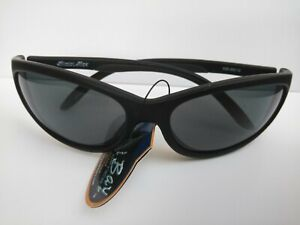 Bimini Bay Sunglasses MAT BLACK frame SMOKED Lens