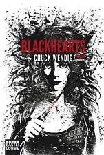 Blackhearts von Chuck Wendig (2013, Taschenbuch) UNGELESEN