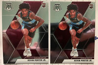 2019-20 Panini Prizm Mosaic Kevin Porter Jr. Rookie Card RC Lot Of 2