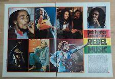BOB MARLEY  -  Clipping/Bericht aus dem Jahr 1979 - Musikzeitschrift