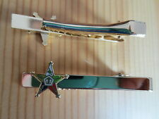 Masonic Tie clip T03 Mason Freemason Tieclip Order of Eastern Star