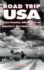 Road Trip USA: Cross-Country Adventures on America's Two-Lane Highways (1st ed)