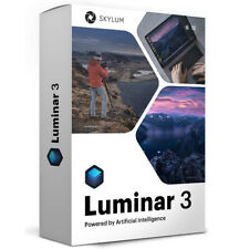 Luminar 3.2 [ Upgradable to Luminar 4 ] ✔️ Genuine License Key ✔️ Windows, macOS
