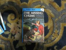 Hardy Boys The Missing Chums No 4 Franklin W Dixon Flashlight ed good