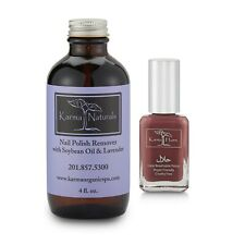 Karma Organic Halal Nail Polish Certified - Truly Breathable Cruelty Free and Ve