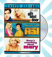 Dvd Triple Feature The Girl Next Door, Shallow Hal, There's Something About Mary