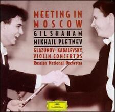 Glazunov, Kabalevsky: Violin Concertos (CD, Feb-1998, DG Deutsche Grammophon)