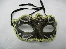 Masquerade Carnival Party Mask with Ribbon Tie