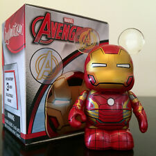 "DISNEY VINYLMATION 3"" MARVEL THE AVENGERS IRON MAN INFINITY WAR ENDGAME FIGURE"