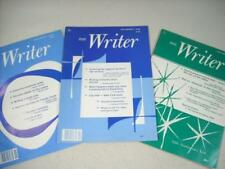 "VGC 3 VINTAGE ""THE WRITER"" MAGAZINES: NOV 1978, NOV 1980, DEC 1982"