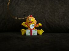 Grolier Ornament - Ruby - Christmas on Sesame Street - Jim Henson Muppet - 1993