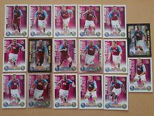 Match Attax Football Cards West Ham United      (G85)