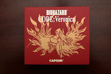 Sega Dreamcast Resident Evil Biohazard Code Veronica Japan DC game US Seller