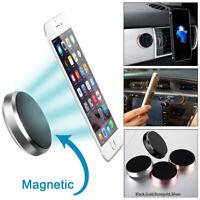 Support Universel Aimant Magnétique Voiture Smartphone Téléphone  Apple Samsung