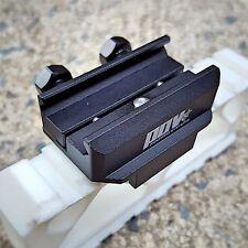 Picatinny Weaver Gun Rail Side Mount for Gopro Hero 4/3+/3/2/1 Camera