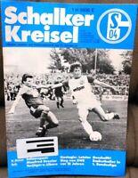 FC Schalke 04 Schalker Kreisel Magazin 02.04.1982 - 2.Bundesliga RW Essen /149