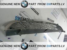 New GENUINE BMW X5 E53 LCI TITAN SILVER FRONT BUMPER UPPER GRILL RIGHT 7130458