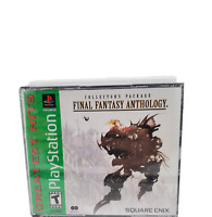 🔥Final Fantasy Anthology [Greatest Hits] (PlayStation 1/PSX / PS1) SEALED IN 🤚