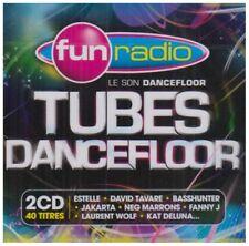 FUN RADIO TUBES DANCEFLOOR - COMPILATION (CD) - C29