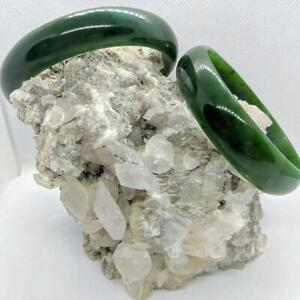 Genuine Jade Bangle Bracelet