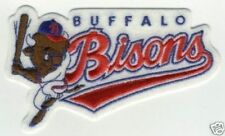 "1989-97 BUFFALO BISONS MINOR LEAGUE BASEBALL 5 1/8"" TEAM PATCH"
