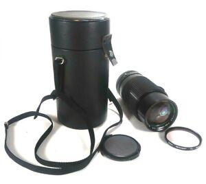 Sears Zoom Photo 35mm SLR Camera Lens Model 202 1:4.0 f=80-200mm sears skylight