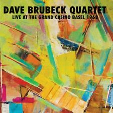 Dave Brubeck Quartet - Live At The Grand Casino Basel 1963 NEW CD
