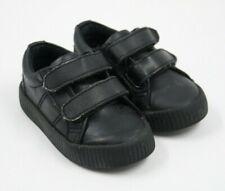 Cat & Jack Baby Boy Black Sneakers Shoes Size 4M