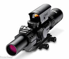 New 2017 Burris MTAC Ballistic CQ 1-4x24 Rifle Scope Fastfire III PEPR 200437-FF