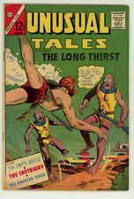 JERRY WEIST ESTATE: UNUSUAL TALES #48 (Charlton 1965) VG condition NO RES