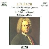 Bach: The Well-Tempered Clavier Book 1, Music