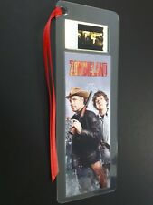 ZOMBIELAND Movie Film Cell Bookmark - complement movie dvd poster