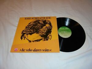 THEATRE OF HATE HE WHO DARES WINS LIVE IN BERLIN LP