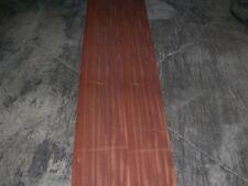 Douka Wood Veneer. 12.5 x 95, 5 Sheets.