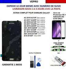 Ecran LCD Vitre Tactile pour samsung Galaxy A3 / A5 / A6 / A7 / A8 / A10 + KIT