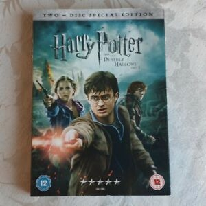 HARRY POTTER AND THE DEATHLY HALLOWS 2 DVD (2 CD Set) Special Edition