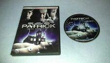 Patrick: Evil Awakens,Excellent DVD, Sharni Vinson, Rachel Griffiths, Charles Da
