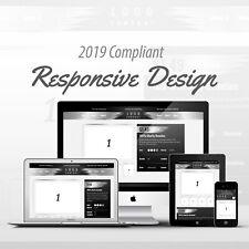 2019 Compliant Mobile Responsive eBay Auction Listing Template Glitter Design 02